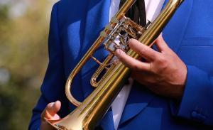 Radeberger Musikanten Trompeter